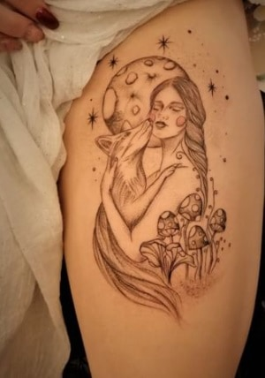 Why shaving skin before tattooing is recommended
