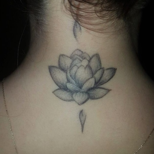 are tattoos on the neck dangerous to you