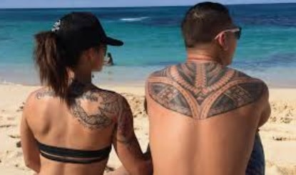 Your tattoo may fade when exposed to sunlight