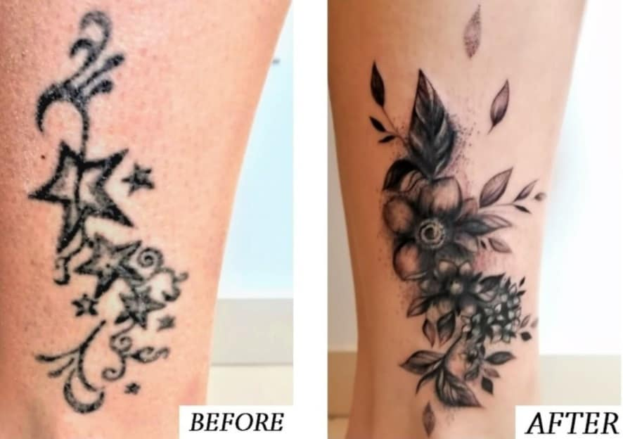 You can fix tatto by cover it